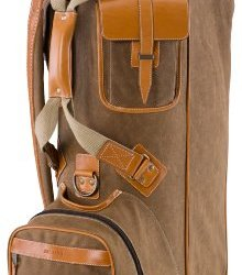 BELDING-American-Collection-Bushwhacker-Golf-Bag-95-Inch-Tan-0