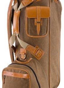 BELDING-American-Collection-Bushwhacker-Golf-Bag-95-Inch-Tan-0