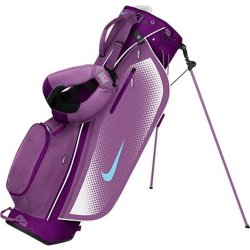 Nike-Golf-Sport-Lite-Carry-Golf-Bag-Bright-GrapePolarized-BlueViolet-Shade-0