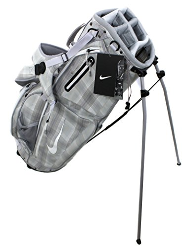 Nike Xtreme Sport Iv Carry Golf Bag Sail White Tartan No Rating Results Yet
